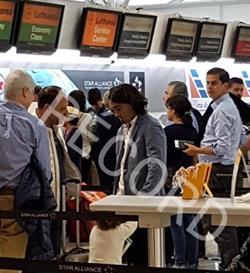بالصور.. مغادرة بريتوس مطار مكسيكو سيتي قبل بداية مغامرته مع الهلال