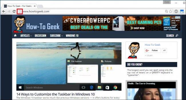 add Website Links to Start Menu Windows 10 1