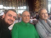 """صورة """"سيلفي"""" جديدة لسعود الفيصل مع ابنه و أخيه تركي الفيصل"""