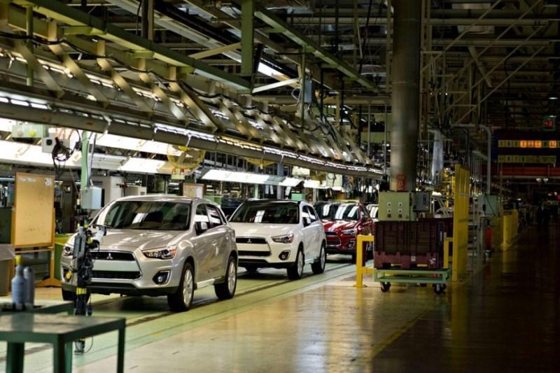 مصنع ميتسوبيشي موتورز