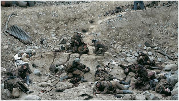 حديث الجنود القتلى