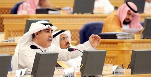 عضو مجلس الشورى سعود الشمري
