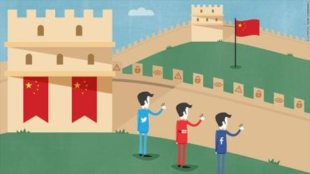 china great firewall google