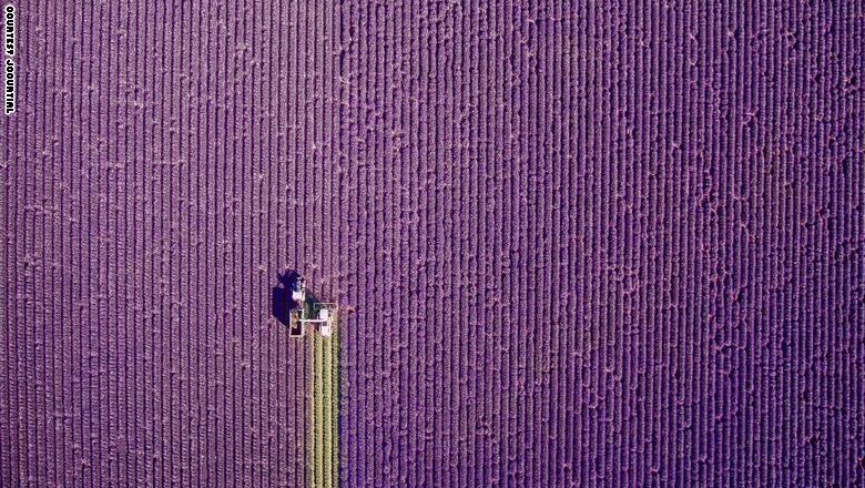 شاهدوا لقطات فائزة بمسابقة تصوير للطائرات الآلية