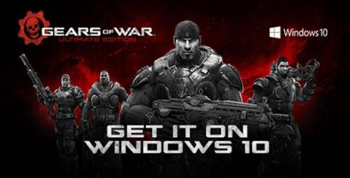 gears of war ultimate edition windows 10
