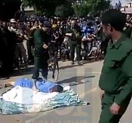 إعدام رجل علنا في صنعاء بعد إدانته باغتصاب وقتل طفلة