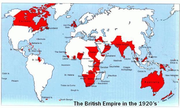 بالصور.. أكبر 10 إمبراطوريات في التاريخ