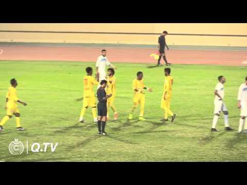 القادسية ( 5 - 0 ) النهضة مباراة ودية