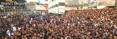 ارقام ديجيتال    نوكيا لوميا 730 يلتقط أكبر صورة سيلفي في العالم