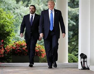 """ترامب: لن ندع الأسد يفلت بجرائمه """"الفظيعة"""""""