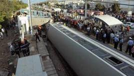 تونس: مصرع 8 ركاب وإصابة 60 في حادث خروج قطار عن مساره