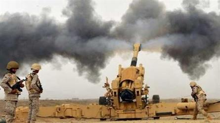 القوات السعودية تصد هجوماً للحوثيين قبالة نجران
