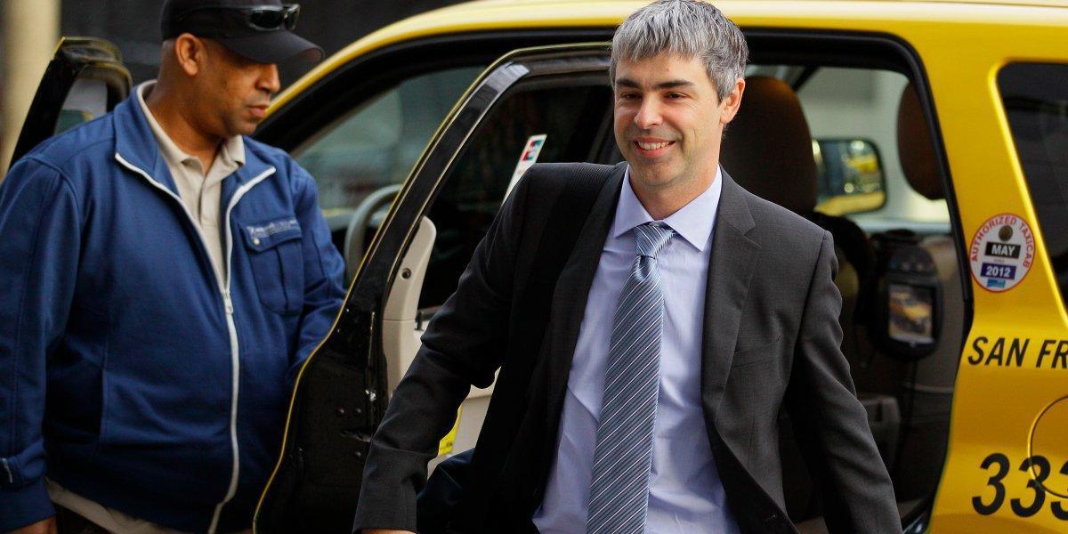 """بعد عشر سنوات، قرر """"بيدج"""" عام 2011 العودة لمنصب المدير التنفيذي لـ""""جوجل""""."""