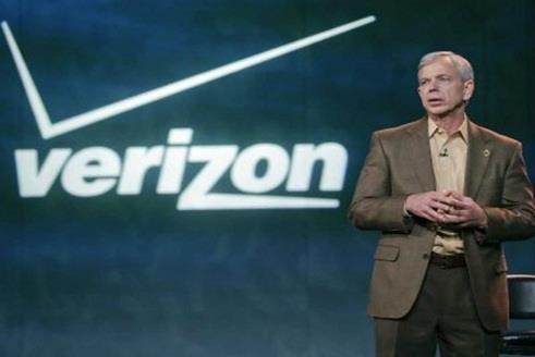 شركة الاتصالات الأمريكية Verizon