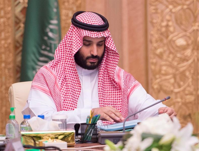 الديوان الملكي: محمد سلمان فرنسا