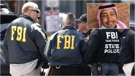 السلطات الأمريكية تلقي القبض على مشتبه به في مقتل المبتعث النهدي
