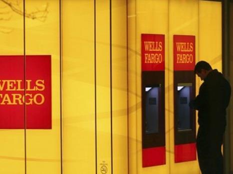بنك Wells Fargo الأمريكي