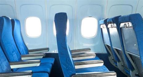 لماذا لا توجد نافذة عند كل مقعد بالطائرة؟