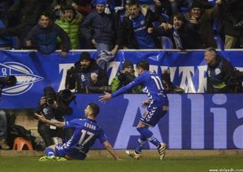 ألافيس يتأهل لمواجهة برشلونة في نهائي كأس ملك أسبانيا