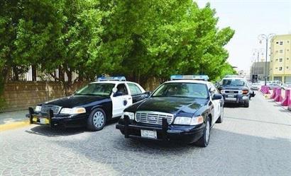 شرطة مكة تطيح بلصوص مواد البناء