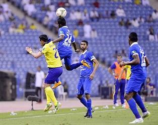 نادي النصر السعودي نادي الهلال السعودي