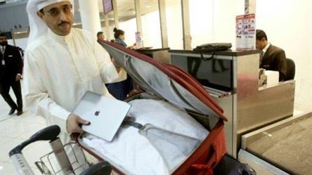 دبي تبدأ تطبيق الحظر الأمريكي على الأجهزة الإلكترونية في الرحلات وتونس تحتج لدى بريطانيا