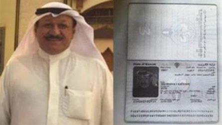 الممثل الكويتي ضحية الطائرة المصرية.. اختار رحلة الليل هرباً من زحام القاهرة.. وابنه:لن أقتنع بوفاته إلا اذا رأيت جثته (فيديو)