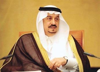 الأمير فيصل بن بندر.