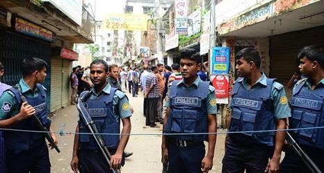 """بنغلاديش.. داعش يتبنى تفجير """"قوات النخبة"""""""