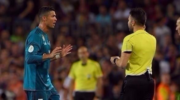 تعرف على المباريات الخمس التي سيغيب عنها كريستيانو رونالدو