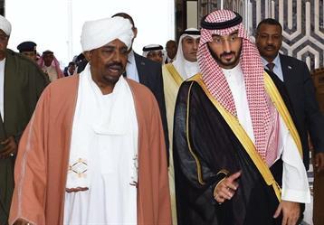 الرئيس السوداني يصل إلى المملكة لأداء فريضة الحج