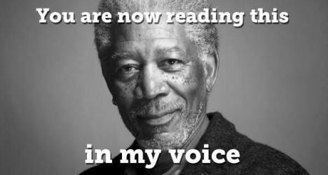 morgan freeman waze 2