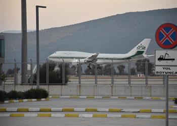 """الأمير الوليد بن طلال وأسرته يصلون إلى تركيا لقضاء إجازة في بلدة """"بودروم"""" السياحية (صور)"""