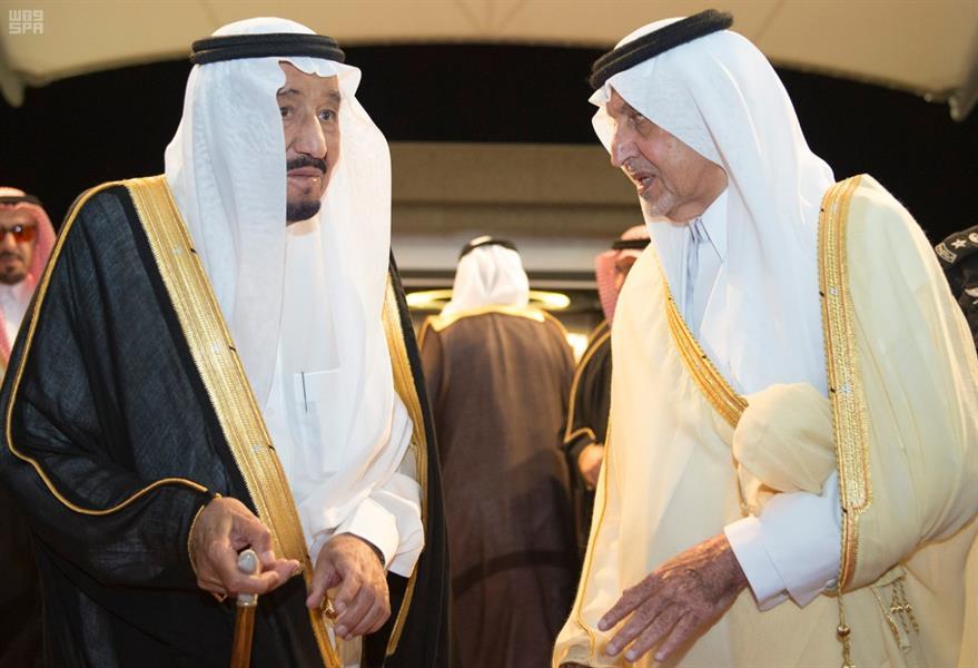 خادم الحرمين الشريفين يصل إلى جدة قادمًا من الرياض