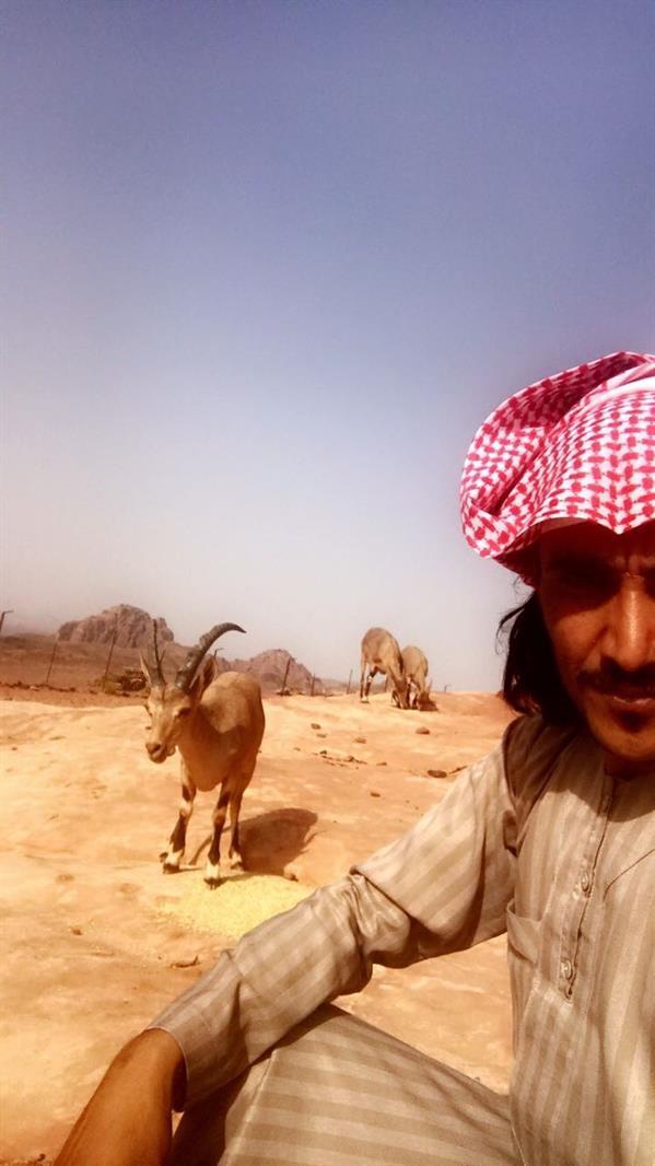 بالصور.. شاب سعودي ينشئ محمية 2f298777-0e90-447f-a