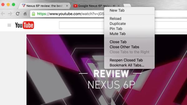 Mute Tabs In Chrome
