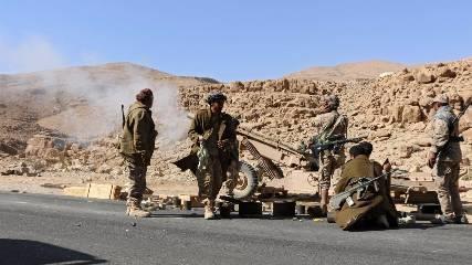 الجيش اليمني يسقط طائرة بدون طيار تابعة للميليشيات الانقلابية شرق صنعاء