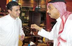 الفنان عبادي الجوهر - خالد الشنيف