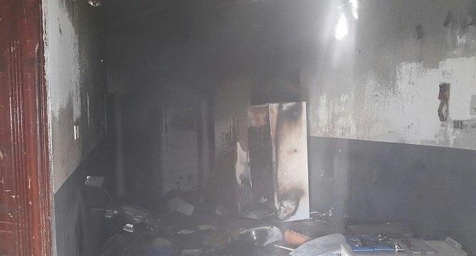 بريدة: حريق يصيب 23 شخصاً وينقل 20 للمستشفى