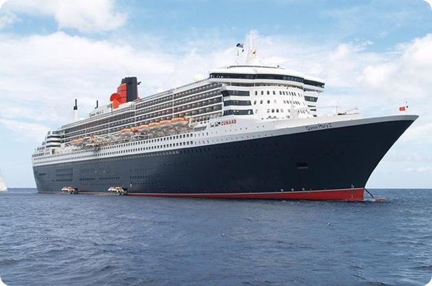 أضخم السفن السياحية