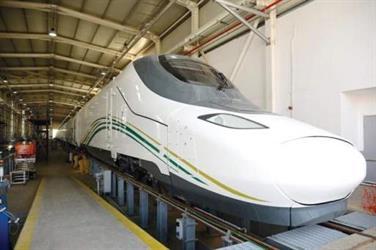 القطار الكهربائي الجديد