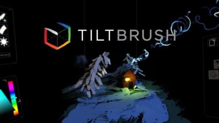 google tilt brush htc vive 2