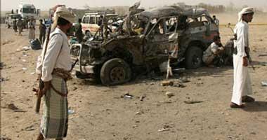مسؤول محلي: تفجير انتحاري يؤدي إلى إصابة خمسة جنود في اليمن