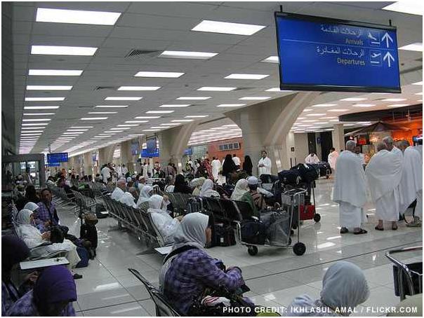 2-مطار الملك عبد العزيز – جدة