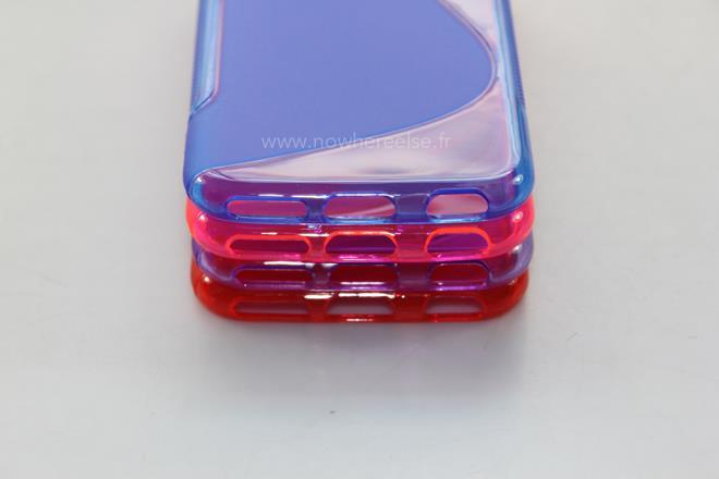 تسريب صورة لحافظة لآيفون 6 توضح تغيرا في تصميمه