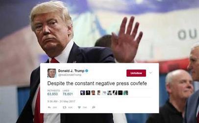 خطأ مطبعي من دونالد ترامب يُشعل تويتر وقد يدفع الشركة لإتاحة خاصيّة تعديل التغريدات