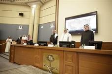 وزير العمل يشهد تأدية القسم لأكثر من 150 مفتشاً ومفتشة
