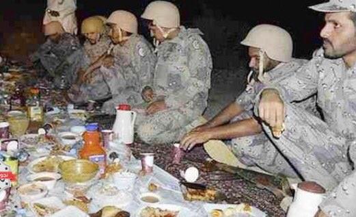 الجنود المرابطين