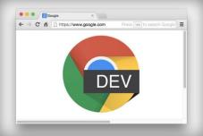 google chrome dev for android
