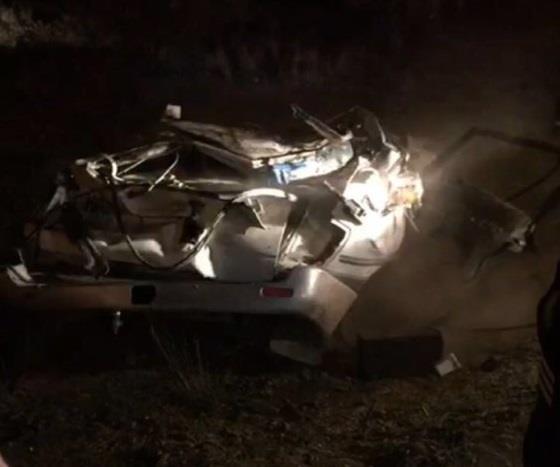 خمس وفيات وأصابه حرجة بحادث مروري على طريق الطائف